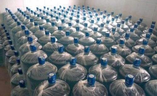 可可山泉桶装水
